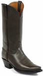 Womens Black Jack Boots Dark Brown Venus Calf Custom Boots 407