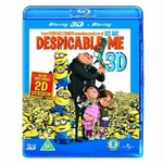 3D Bluray Movie - Despicable Me