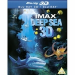 3D Bluray Movie - Imax Deep Sea