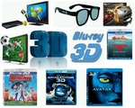 3D Bluray Movies