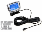 4 Sensor Car Parking LCD Monitor System