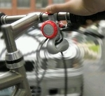 AIRZOUND Bike Horn from DELTA Cycle(115dB Air Powered!)