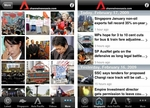 Apple iPhone iPad App - Singapore & Asia News from Channel News Asia