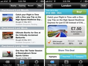 Apple iPhone iPad App Store - Singapore Groupon
