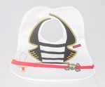 "Baby Bibs - ""Pirate"" Novelty (Big Size)"