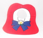 "Baby Bibs - ""Red Dress"" Novelty (Big Size)"