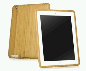 Bamboo iPad 2 Cover & Case