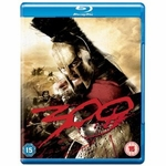 Blu Ray Movie - 300