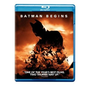 Blu Ray Movie - Batman Begins