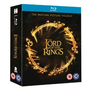 Blu Ray Movie - Lord of the Rings Trilogy (Theatrical Version, 6 Disc Set)