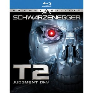 Blu Ray Movie - Terminator 2, Judgement Day (Skynet Edition)