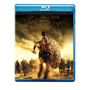 Blu Ray Movie - Troy (Director's Cut)