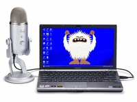 Blue Yeti USB Condenser Microphone Array