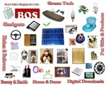 BOS Infographic on Our Best Range of Products & Categories
