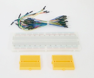 Breadboards & Cables Set (DIY hobbyist)