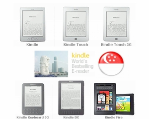 Buy Kindle in Singapore