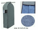 Charcoal Clothes Storage Cover (large capacity)