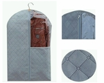 Charcoal Clothes Storage Cover (small capacity)