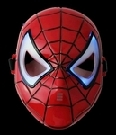 Children Spiderman Mask (Cool LED Glowing Eyes)