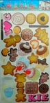 Cookies & Baking - PVC Wall Decal Sticker