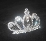Crystal Headpiece Tiara for Girls