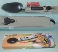 Digital Kitchen Weighing Spoon Scales