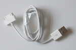 Docking USB cable (compatible with iPhones & iPads)