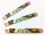'Dog Montage' Nail File (Set of 3)