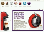 Dolce Gusto Singapore Website - www.Dolce-Gusto.com.sg