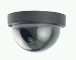 Dummy CCTV Dome Camera (with realistic Blinking Light)