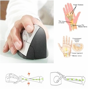 Ergonomic Computer Laptop Mouse
