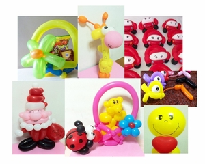 Fun Balloon Creations for Parties & Events