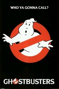"""Ghost Busters Movie Poster (size 24"""" by 36"""")"""