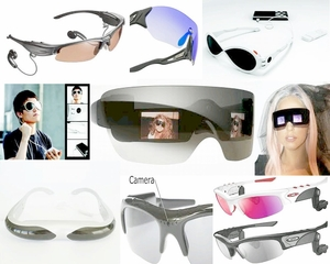 Guide to High Tech Sunglasses Gadgets