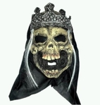 Halloween Mask - Undead Ghoul King Mask