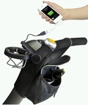 Handle Bag & Phone Charging Cable - for Origami Stroller