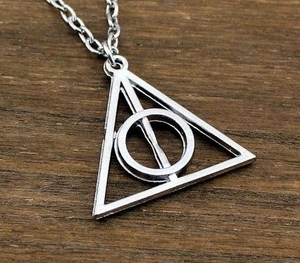 Harry Potter Deathly Hallow Pendant
