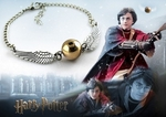 Harry Potter's Quidditch Golden Snitch Bracelet