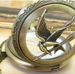 Hunger Games Mockingjay Pocket Watch