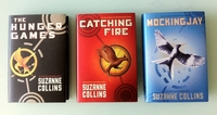Hunger Games Trilogy Box Set (Hardcover Book Edition). *Clearance Sale*