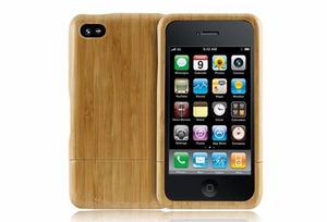 iPhone 4 Real Bamboo Wood Case *Clearance Sale*