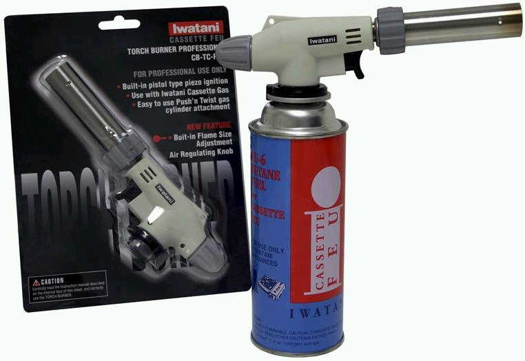 Beau Iwatani Kitchen Torch Burner Professional Cb Tc Pro