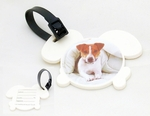 Jack Russell Dog Design Luggage Tag
