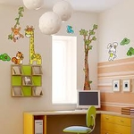 Kids Room Motif - PVC Wall Decal Sticker