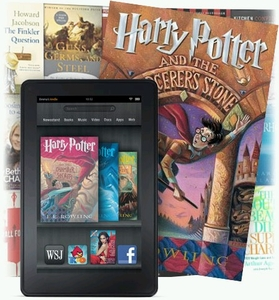 "Kindle Fire (7"" Full Color Screen Multi-Touch Wifi version)"