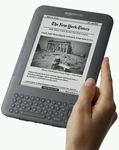 Kindle Keyboard (WIFI only, Special Offers Version)