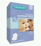 Lansinoh  Disposable Nursing Pads (60 pieces)