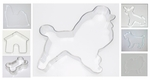 List of  Dog & Pet Theme Cookie and Pastry Cutters in Singapore