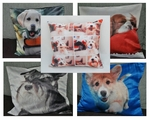 List of Dog Theme Cushion Pillows