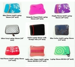 List of Laptop Sleeves with Different Colors & Designs